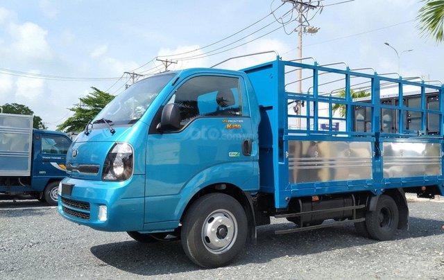 Thaco Cần Thơ xe tải Kia K250 động cơ Hyundai 6 số, có máy lạnh, đủ các loại thùng, hỗ trợ trả góp 75% giá trị xe0