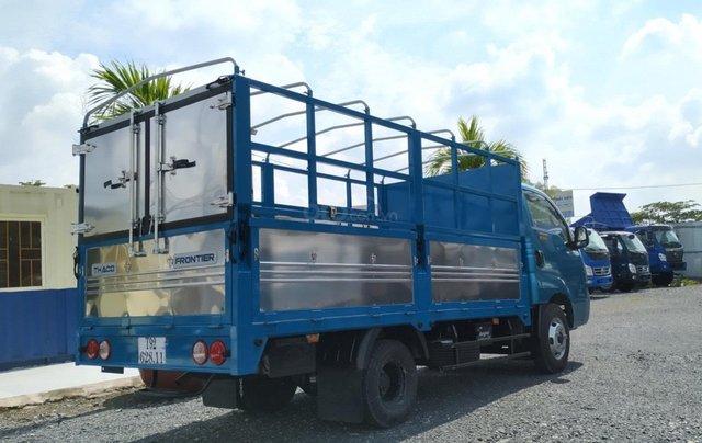 Thaco Cần Thơ xe tải Kia K250 động cơ Hyundai 6 số, có máy lạnh, đủ các loại thùng, hỗ trợ trả góp 75% giá trị xe4