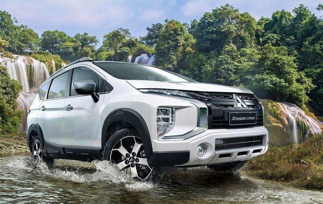 Mitsubishi Xpander Cross 2020 - MPV lai SUV sắp cập bến thị trường Việt?20