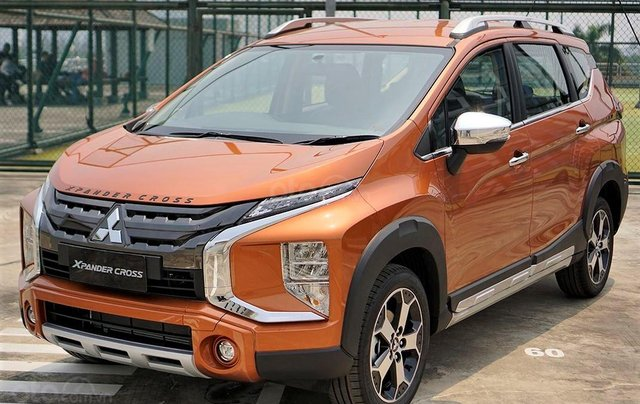 Mitsubishi Xpander Cross 2020 - MPV lai SUV sắp cập bến thị trường Việt?19