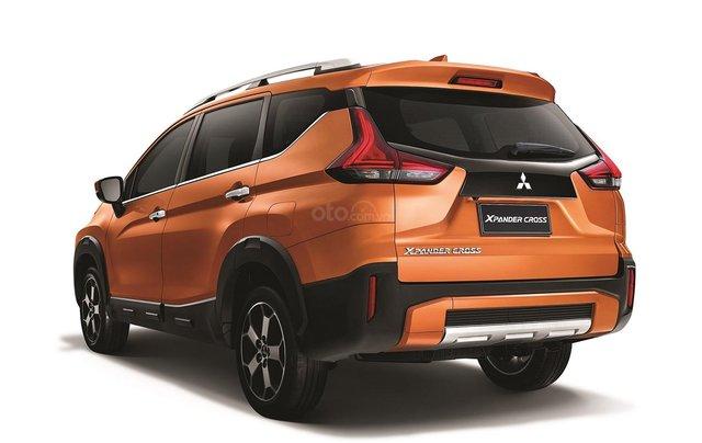 Mitsubishi Xpander Cross 2020 - MPV lai SUV sắp cập bến thị trường Việt?9