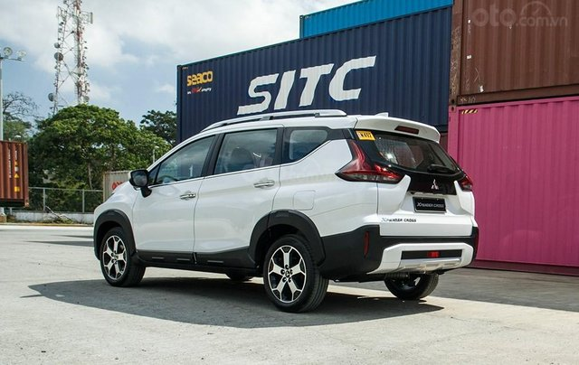 Mitsubishi Xpander Cross 2020 - MPV lai SUV sắp cập bến thị trường Việt?2