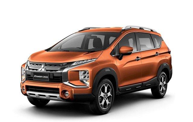 Mitsubishi Xpander Cross 2020 - MPV lai SUV sắp cập bến thị trường Việt?8