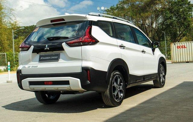 Mitsubishi Xpander Cross 2020 - MPV lai SUV sắp cập bến thị trường Việt?1