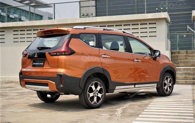 Mitsubishi Xpander Cross 2020 - MPV lai SUV sắp cập bến thị trường Việt?7