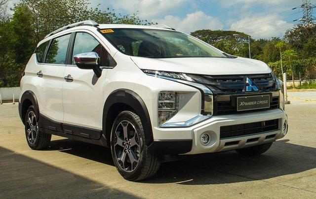 Mitsubishi Xpander Cross 2020 - MPV lai SUV sắp cập bến thị trường Việt?18