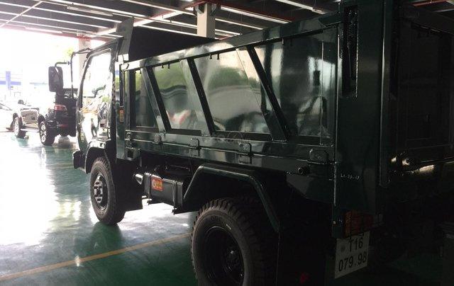 Kinh Môn Hải Dương bán xe Hoa Mai Ben 4 tấn, thành cao 74cm1