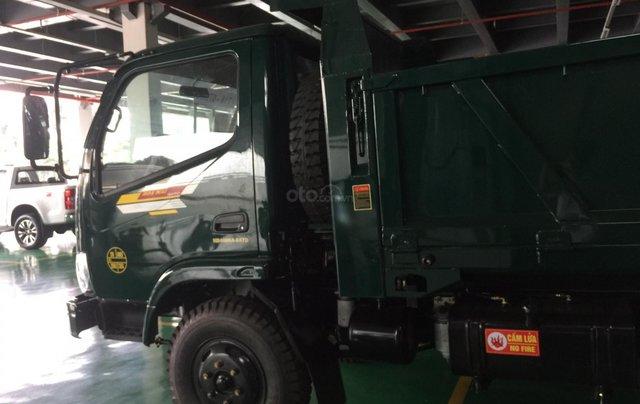 Kinh Môn Hải Dương bán xe Hoa Mai Ben 4 tấn, thành cao 74cm3