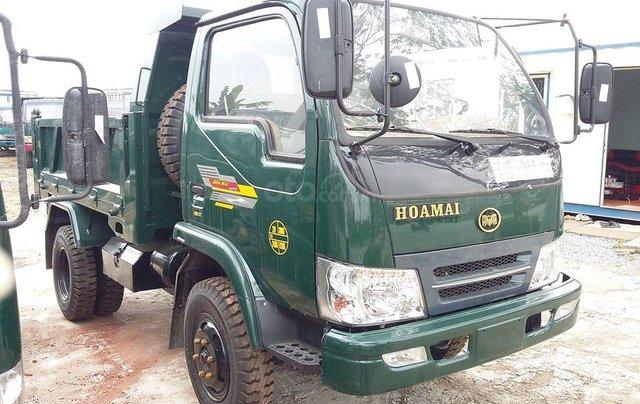 Kinh Môn Hải Dương bán xe Hoa Mai Ben 4 tấn, thành cao 74cm6