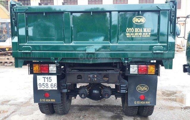 Kinh Môn Hải Dương bán xe Hoa Mai Ben 4 tấn, thành cao 74cm10