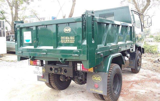 Kinh Môn Hải Dương bán xe Hoa Mai Ben 4 tấn, thành cao 74cm7
