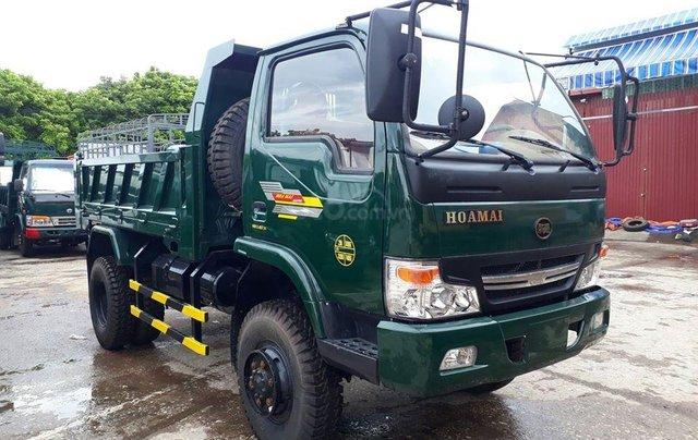 Kinh Môn Hải Dương bán xe Hoa Mai Ben 4 tấn, thành cao 74cm11