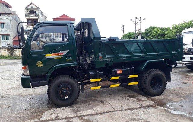 Kinh Môn Hải Dương bán xe Hoa Mai Ben 4 tấn, thành cao 74cm12