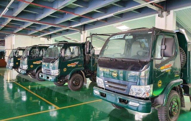 Chí Linh Hải Dương bán xe Hoa Mai ben 3 tấn, giá 318 triệu8