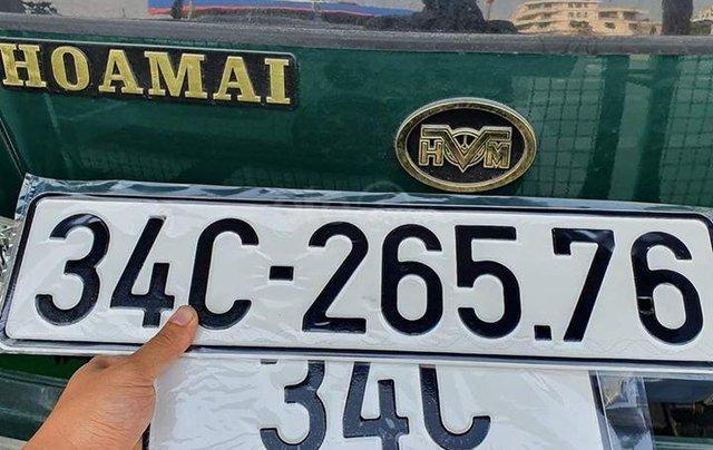 Chí Linh Hải Dương bán xe Hoa Mai ben 3 tấn, giá 318 triệu7