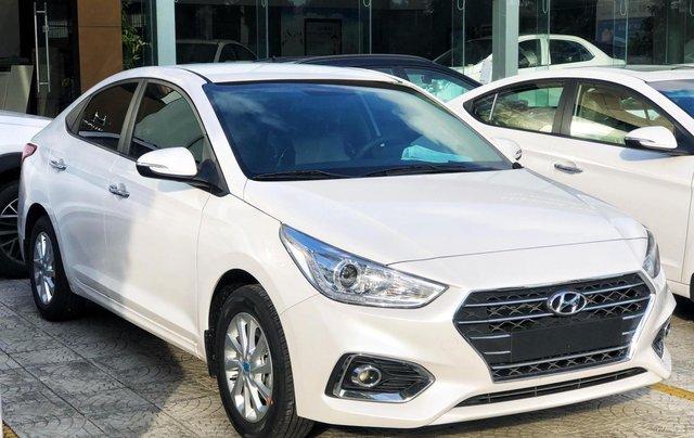 Bán Hyundai Accent 2020 - số sàn - 425tr4