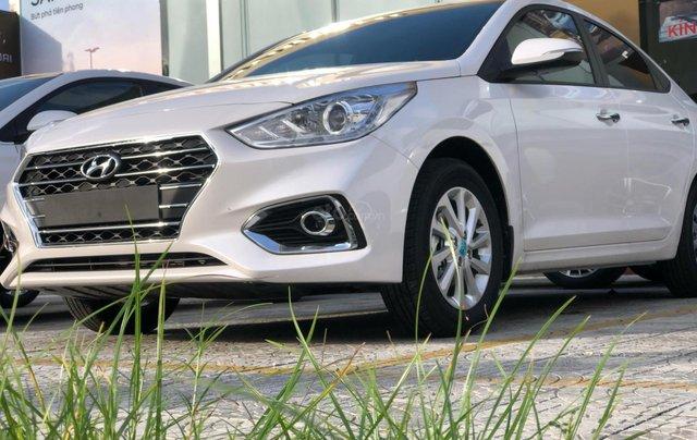 Bán Hyundai Accent 2020 - số sàn - tự động - 425tr2