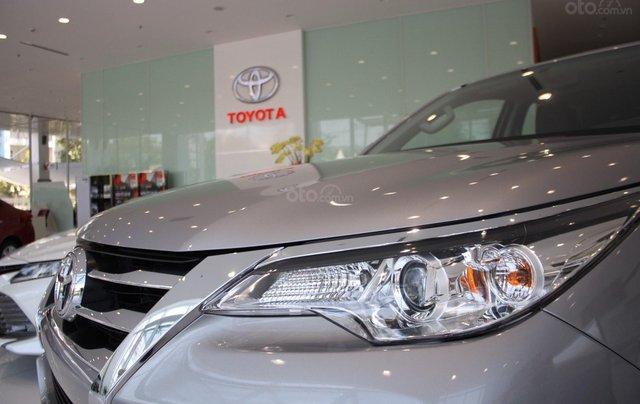 Bán Toyota Fortuner 2020 - máy dầu - số tự động, cam kết giá tốt - khuyến mãi lớn, trả trước 250 triệu - lãi suất thấp3