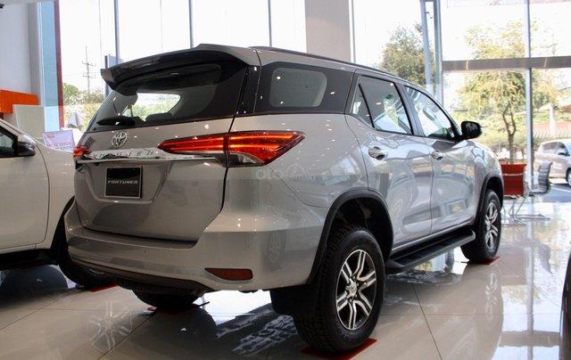 Bán Toyota Fortuner 2020 - máy dầu - số tự động, cam kết giá tốt - khuyến mãi lớn, trả trước 250 triệu - lãi suất thấp4