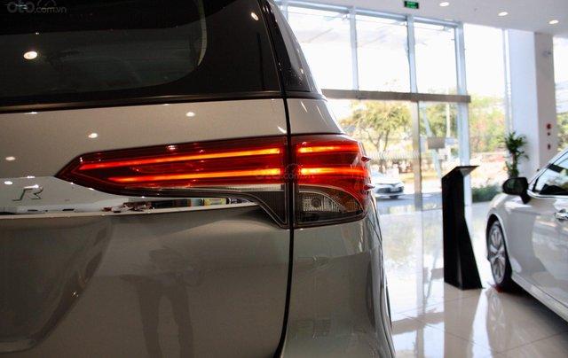 Bán Toyota Fortuner 2020 - máy dầu - số tự động, cam kết giá tốt - khuyến mãi lớn, trả trước 250 triệu - lãi suất thấp6