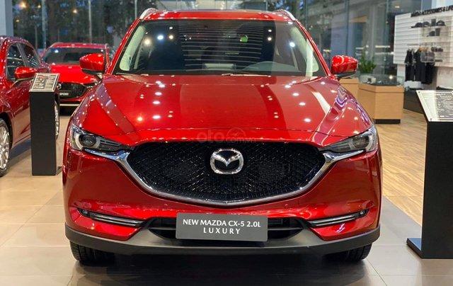 Mazda New CX5 2020 - giảm thuế 50% - trả trước 220tr - cam kết giá tốt nhất0