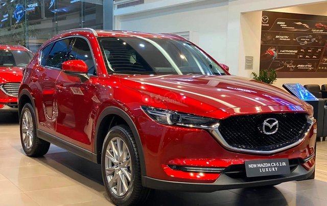 Mazda New CX5 2020 - giảm thuế 50% - trả trước 220tr - cam kết giá tốt nhất1