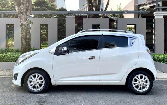 Cần bán xe Chevrolet Spark model 2014, số tự động cực mới0