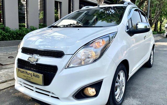 Cần bán xe Chevrolet Spark model 2014, số tự động cực mới1