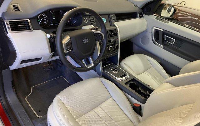 Bán xe Land Rover Discovery Sport 7 chỗ 2020 chính hãng nhập khẩu từ Anh giá tốt nhất6