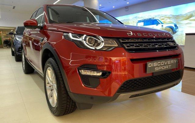 Bán xe Land Rover Discovery Sport 7 chỗ 2020 chính hãng nhập khẩu từ Anh giá tốt nhất1