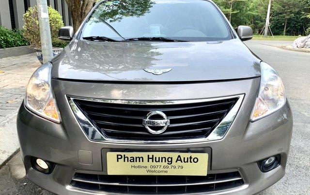 Cần bán Nissan Sunny model 2014, số tự động, bản full2