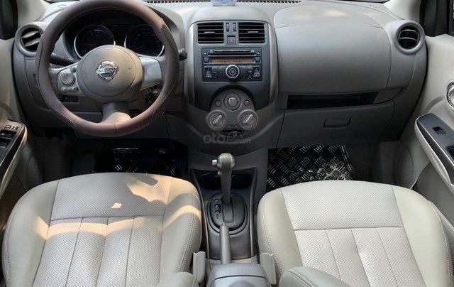 Cần bán Nissan Sunny model 2014, số tự động, bản full4