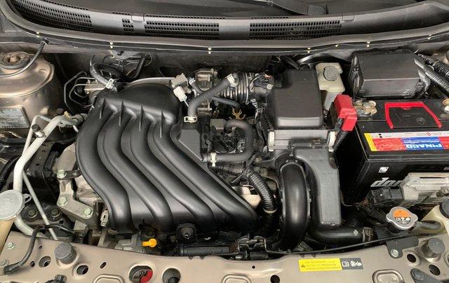 Cần bán Nissan Sunny model 2014, số tự động, bản full8