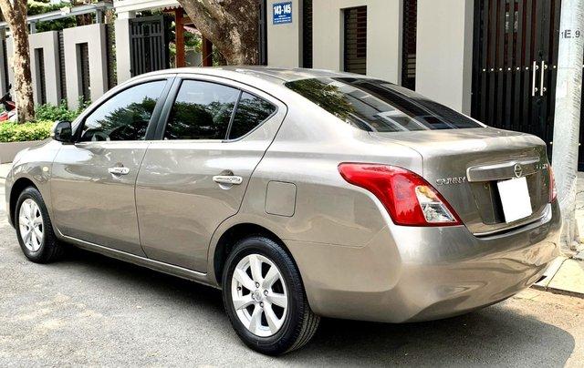 Cần bán Nissan Sunny model 2014, số tự động, bản full9