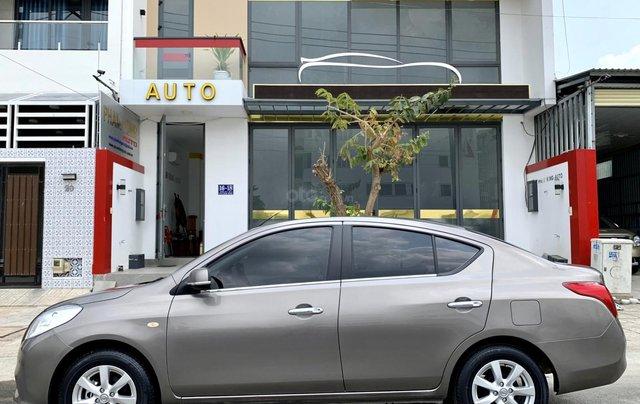 Cần bán Nissan Sunny model 2014, số tự động, bản full11