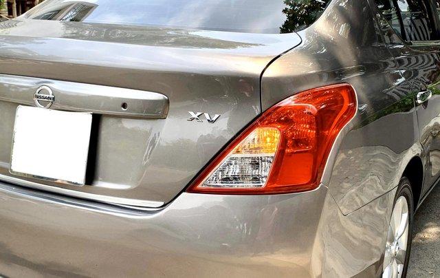 Cần bán Nissan Sunny model 2014, số tự động, bản full12