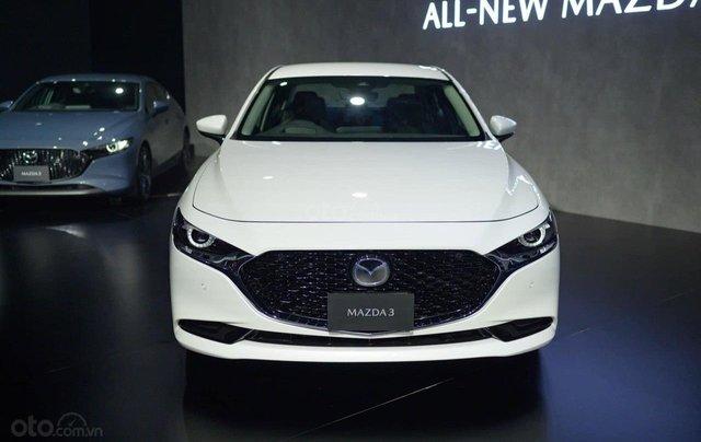 Mazda 3 mới 2020 - giảm 50% thuế trước bạ - xe giao ngay - hồ sơ vay nhanh0
