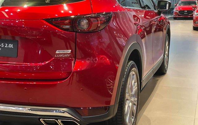 Mazda New CX5 2020 - giảm thuế 50% - trả trước 220tr - cam kết giá tốt nhất4