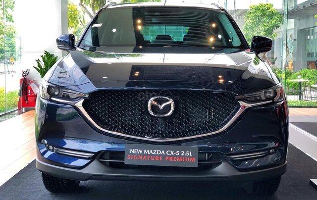 Mazda New CX5 2.5L 2020 - Ưu đãi 85tr - Trả trước 300 triệu - Cam kết giá tốt nhất0