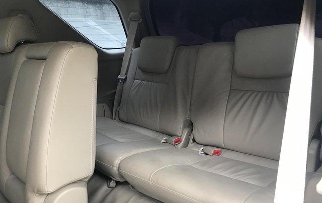 Bán xe Toyota Fortuner 2015, số tự động, màu bạc10