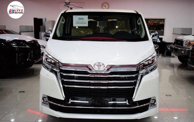 Toyota Granvia 2020 giá hơn 3 tỷ đồng sắp bán tại Việt Nam?1