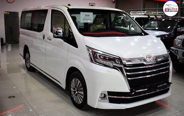 Toyota Granvia 2020 giá hơn 3 tỷ đồng sắp bán tại Việt Nam?0