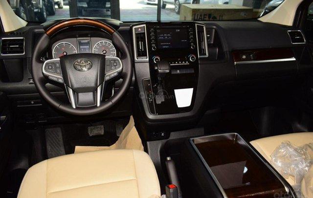 Toyota Granvia 2020 giá hơn 3 tỷ đồng sắp bán tại Việt Nam?3