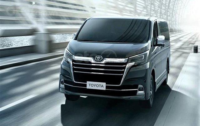 Toyota Granvia 2020 giá hơn 3 tỷ đồng sắp bán tại Việt Nam?6