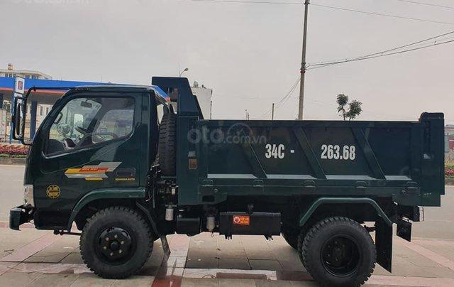 Nhà có xe tải Ben Hoa Mai 3 tấn 4