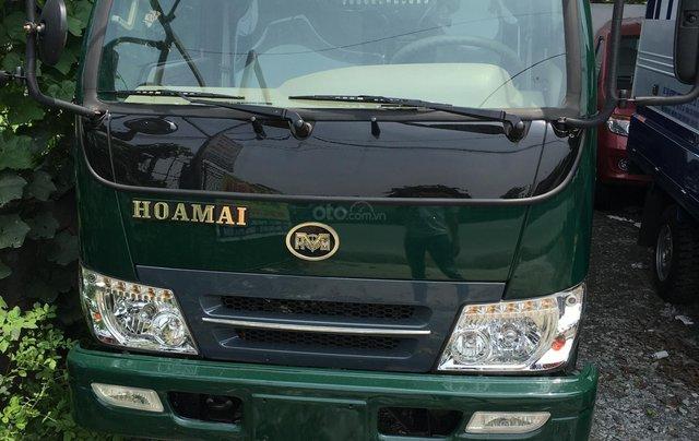 Nhà có xe tải Ben Hoa Mai 3 tấn 6