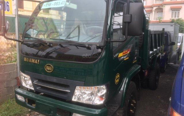 Nhà có xe tải Ben Hoa Mai 3 tấn 8