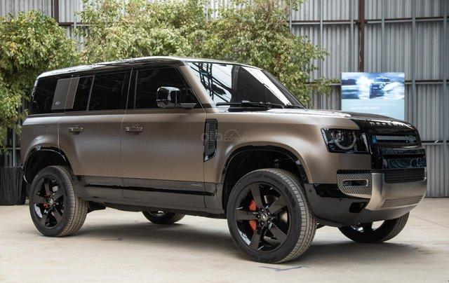 Bán xe Land Rover New Defender 2020 mới, nhập khẩu chính hãng từ Anh giá tốt nhất0