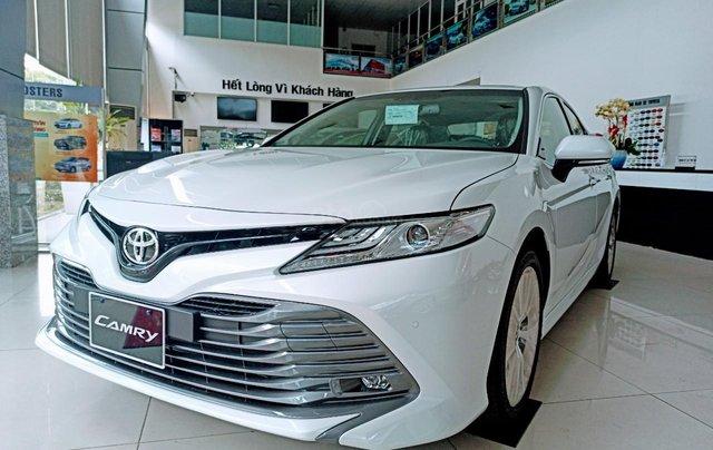 Bán Toyota Camry 2021, ưu đãi lên đến 25 triệu, hỗ trợ nhanh chóng nhiệt tình nhất0