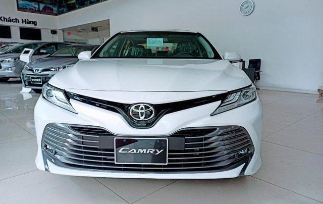 Bán Toyota Camry 2021, ưu đãi lên đến 25 triệu, hỗ trợ nhanh chóng nhiệt tình nhất1